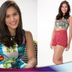 Michelle Gumabao as beauty Queen photo