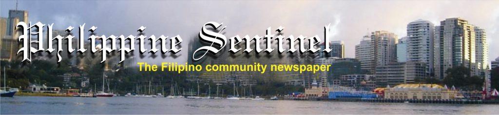 Philippine Sentinel - Header