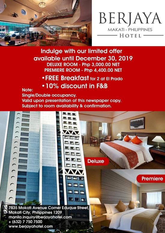 Berjaya Hotel, Makati