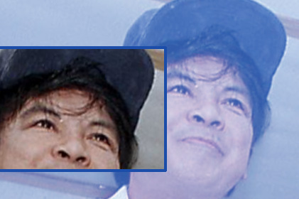 Life termer killer and rapist PH mayor seen outside jail