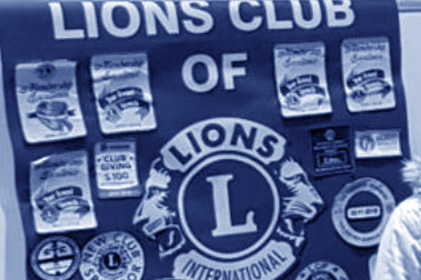 Lions Club hosted dinner for Filipino disabled child